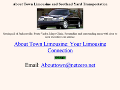 About Town Limousine