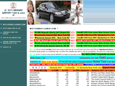 $42+ Newark Airport Taxi Cabs Lga Jfk Nyc Nj Ny Ct Pa